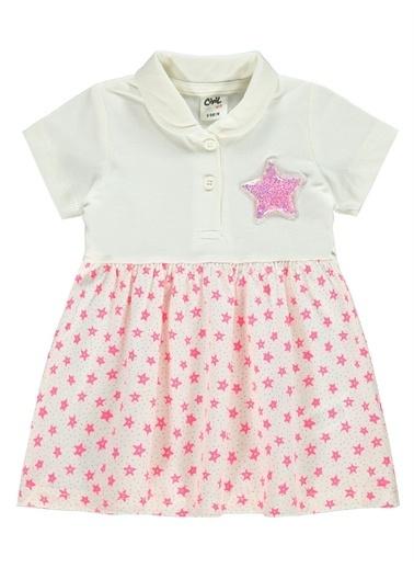 Civil Baby Civil Baby Kız Bebek Elbise 6-9 Ay Ekru Civil Baby Kız Bebek Elbise 6-9 Ay Ekru Ekru